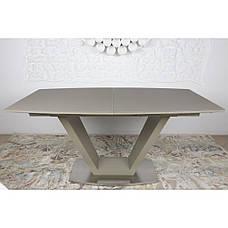 Detroit (Детройт) стол раскладной 160-220 см мокко, фото 3