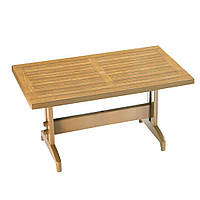 Diva (Дива) стол пластиковый прямоугольный 140 см тик