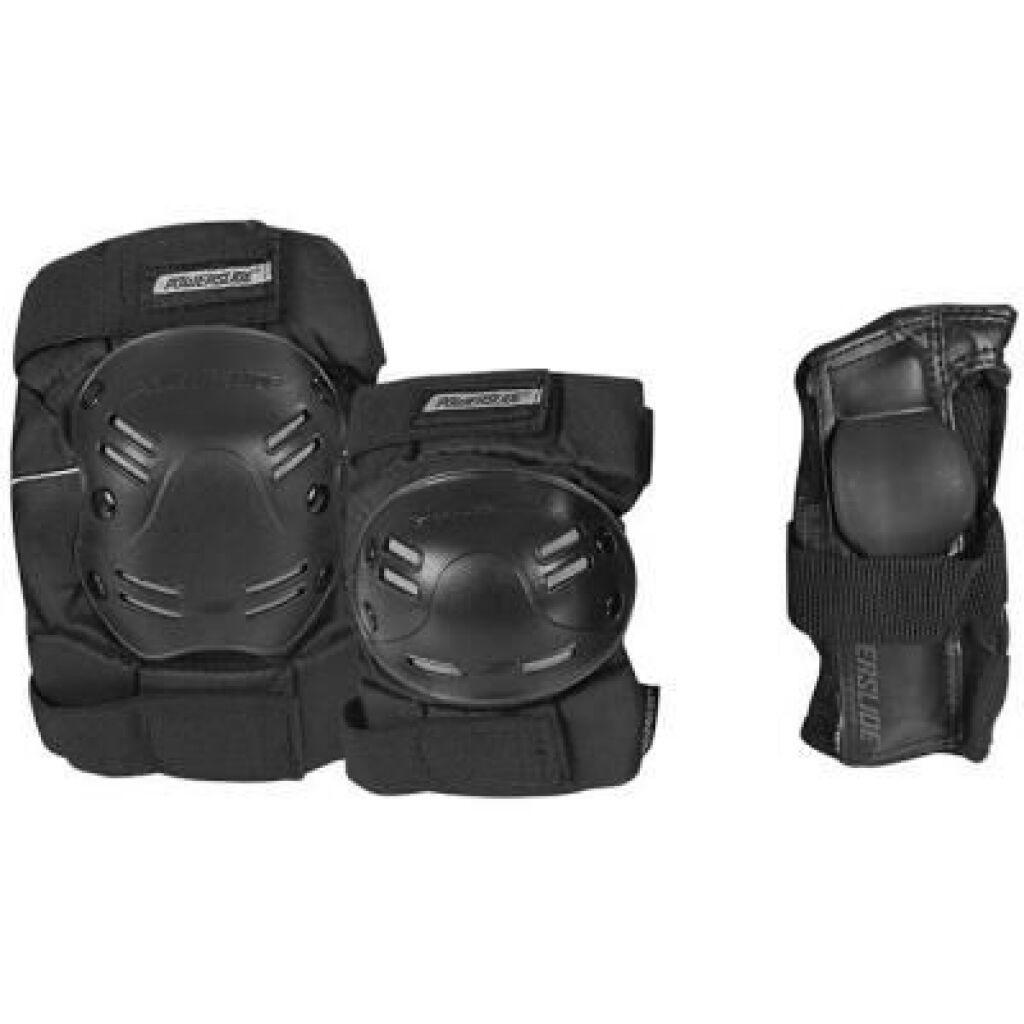 Комплект защиты Powerslide 901326 Standard Men Tri-Pack L 2018 (4040333391525)