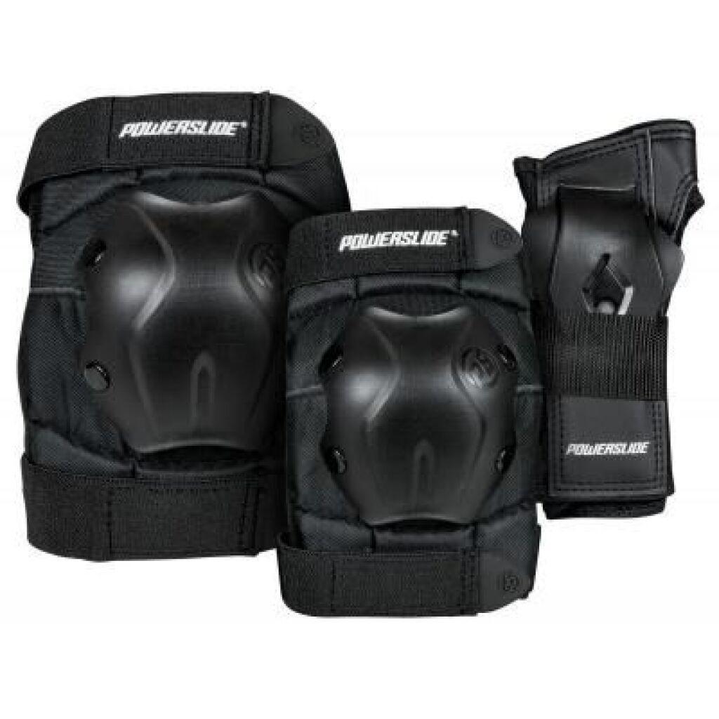 Комплект защиты Powerslide 903239 Standard Tri-Pack Men M 2018 (4040333499580)
