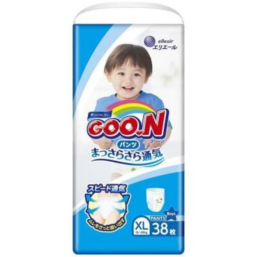 Подгузник GOO.N для мальчиков 12-20 кг 38 шт (853629)