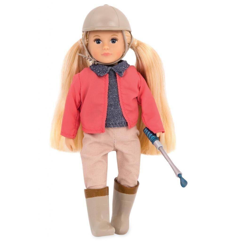 Кукла LORI Наездница Рея 15 см (LO31090Z)