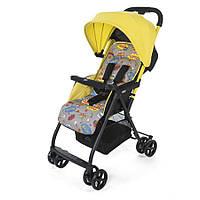 Прогулочная коляска Chicco Ohlala 2 цвет желтый (comics)