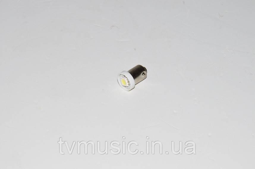 Светодиодная лампочка BA9S-5050-1SMD White