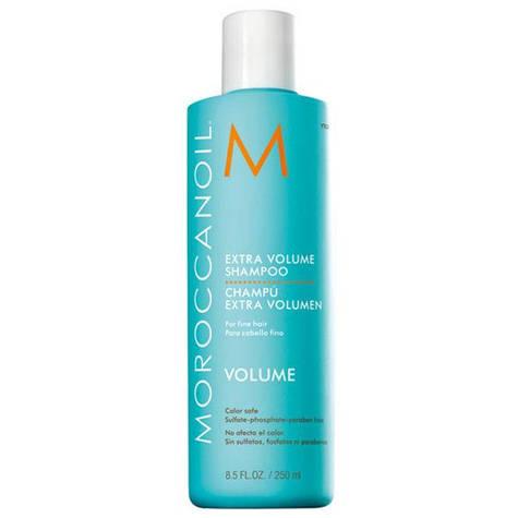 Мягкий шампунь для придания объема MoroccanOil Extra Volume Shampoo 250 мл