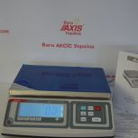 Весы лабораторные BDM1,5 (АХIS)