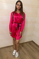 Платье-рубашка 42-46, 48-52 размер