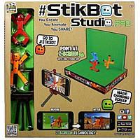 Игровой набор Stikbot S1 – СТУДИЯ Z-SCREEN для анимационного творчества (TST617), фото 1