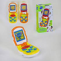 Игровой телефон 766 Звуковые и световые эффекты Гарантия качества Быстрая доставка