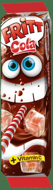 Желейные конфеты Fritt (жевательные) Кола  Германия 70г