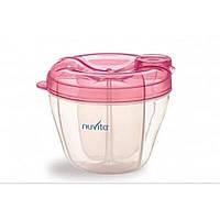 Контейнер для хранения грудного молока Nuvita красный (NV1461Red)