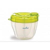 Контейнер для хранения грудного молока Nuvita салатовый (NV1461Green)
