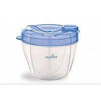 Контейнер для хранения грудного молока Nuvita синий (NV1461Blue)