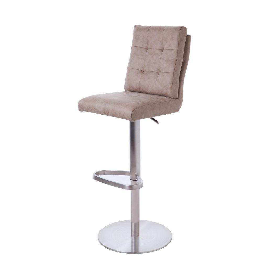 Ferris (Фэррис) барный стул кожзам бежевый