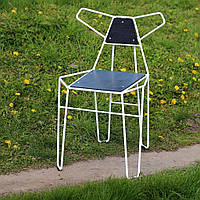 Fox (Фокс) стул металлический с фанерой, фото 1
