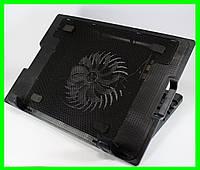 Охлаждающая Подставка для Ноутбуков от 9 до 17 дюймов.
