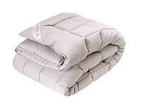 Одеяло SAXON сатин шерсть 175х210 двойное (Саксон)