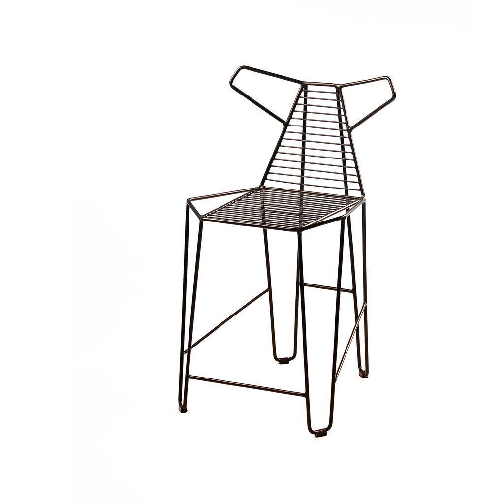 Fox (Фокс) стул металлический полубарный