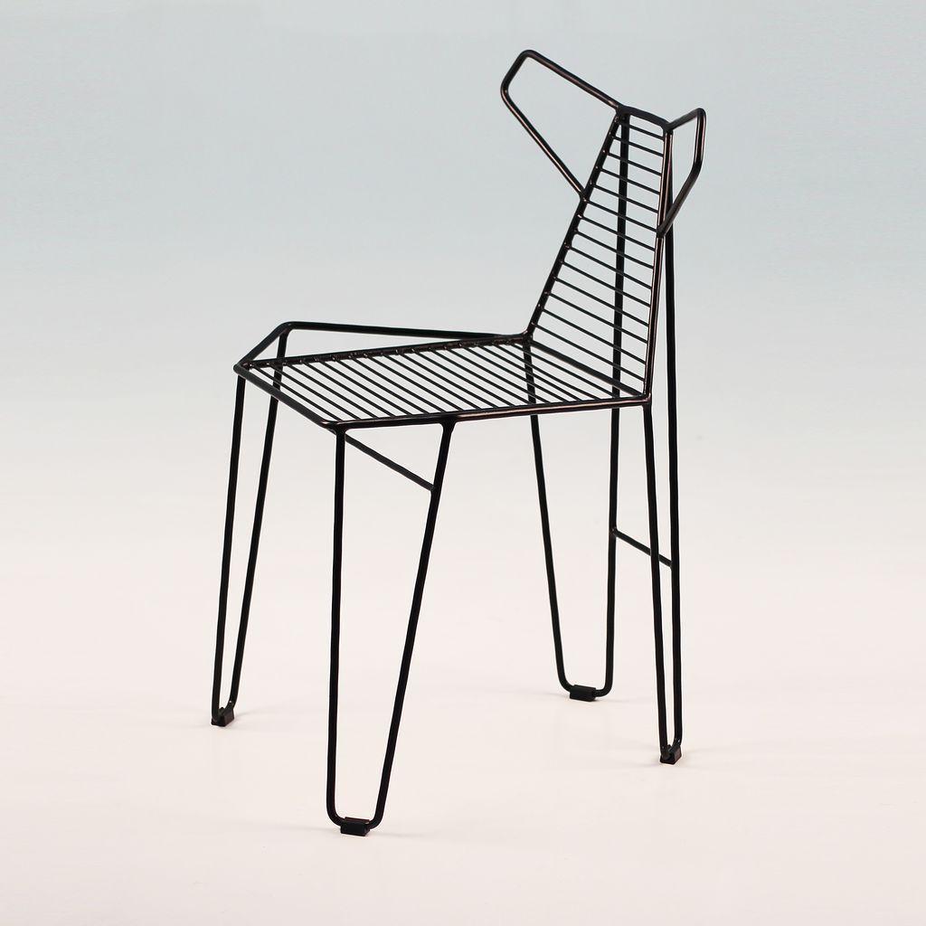 Fox (Фокс) стул металлический