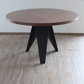 Geometry 3 (Геометрия 3) стол обеденный круглый, фото 2