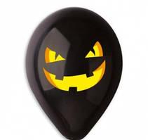 """Воздушные шары на Хэллоуин """"Лицо тыквы"""""""