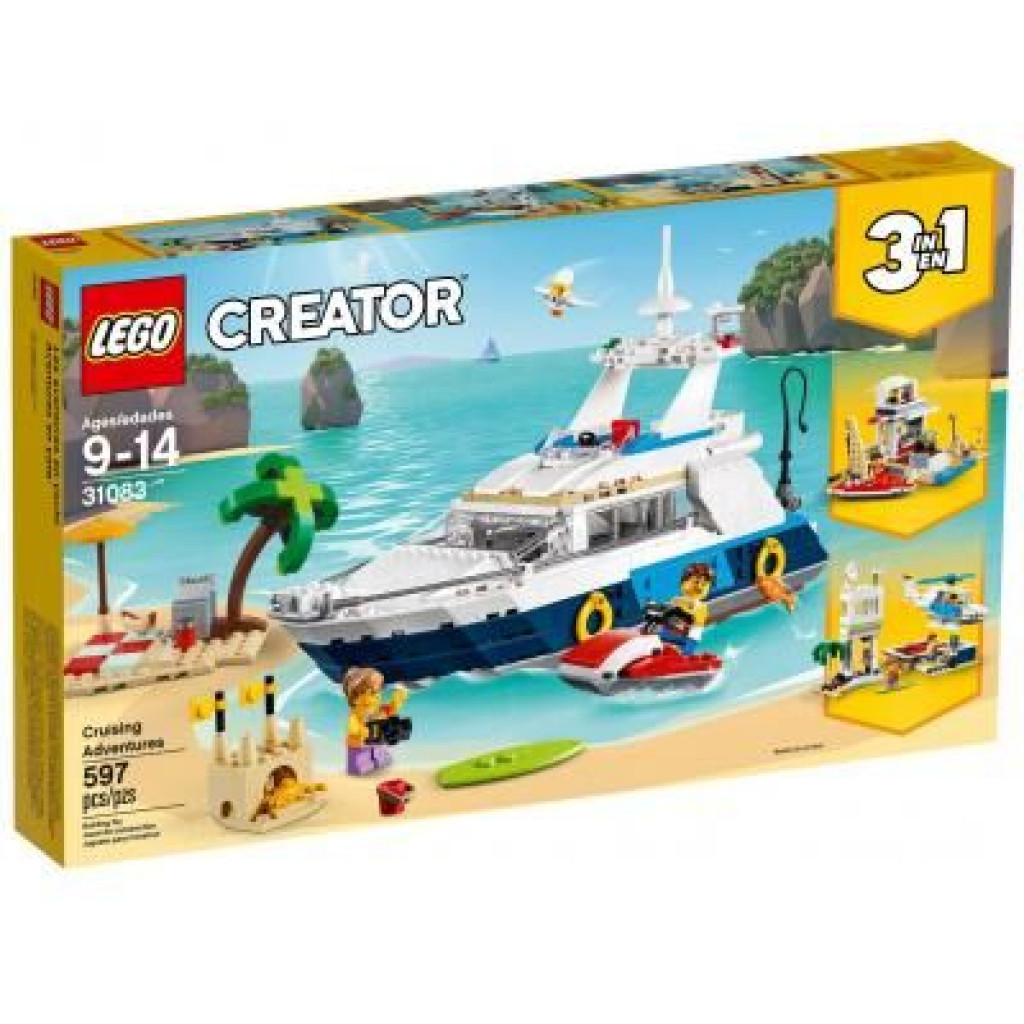 Конструктор LEGO Морские приключения (31083)