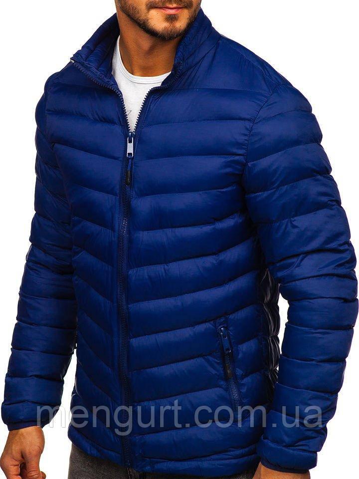 Демисезонная спортивная куртка мужская  Польша