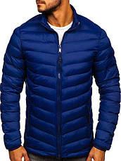 Демисезонная спортивная куртка мужская  Польша, фото 2
