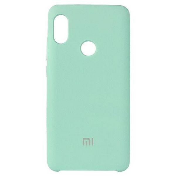 Чехол Silicone Cover Full Protective Xiaomi Mi A2/6X Turquoise