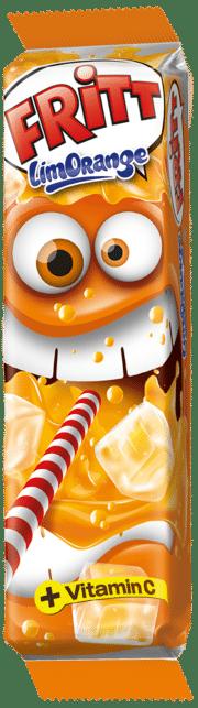 Желейні цукерки Fritt (жувальні) лайм і апельсин Німеччина 70г