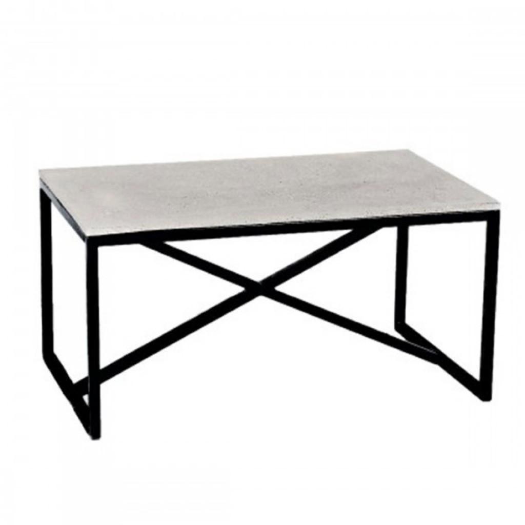 Inguran (Ингуран) журнальный столик бетон