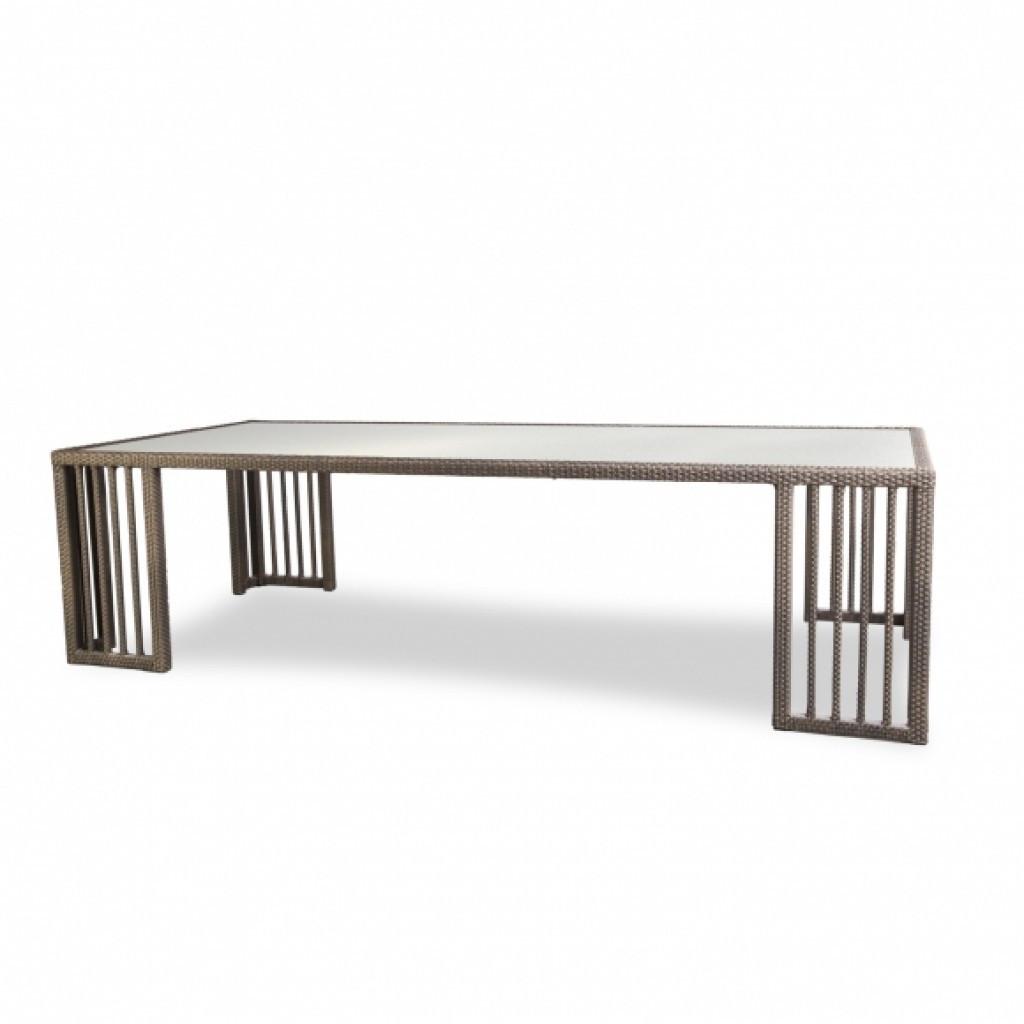 Kailash Strong (Кайлаш Стронг) обеденный стол из ротанга