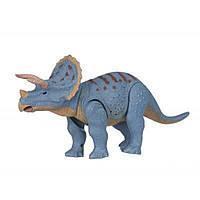 Интерактивная игрушка Same Toy Динозавр Dinosaur Planet серый со светом и звуком (RS6167AUt)