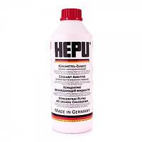 Антифриз HEPU G12 красный концентрат P999-G12 1.5 л