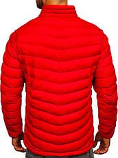 Демисезонная спортивная куртка мужская  Польша, фото 3