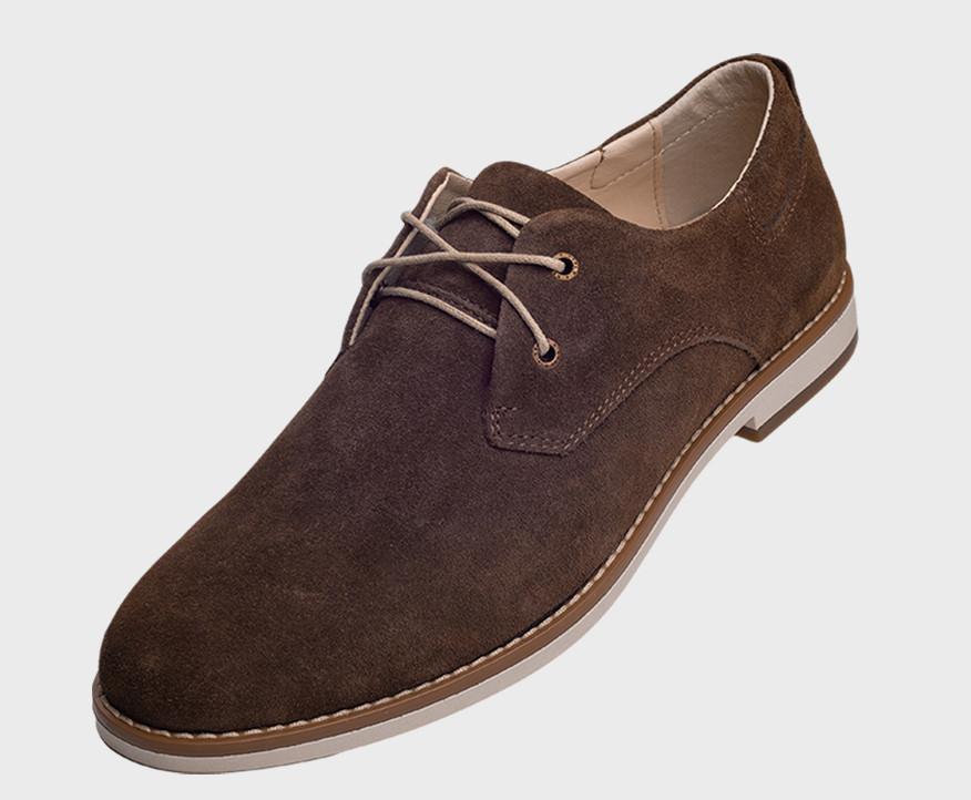 Туфли замшевые KONORS 625-03-06 скидка