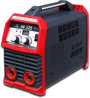 Сварочный аппарат инверторный Kende IN-325. (Дисплей, кейс)