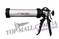 Пистолет для силикона Miol - тубус, 215 мм
