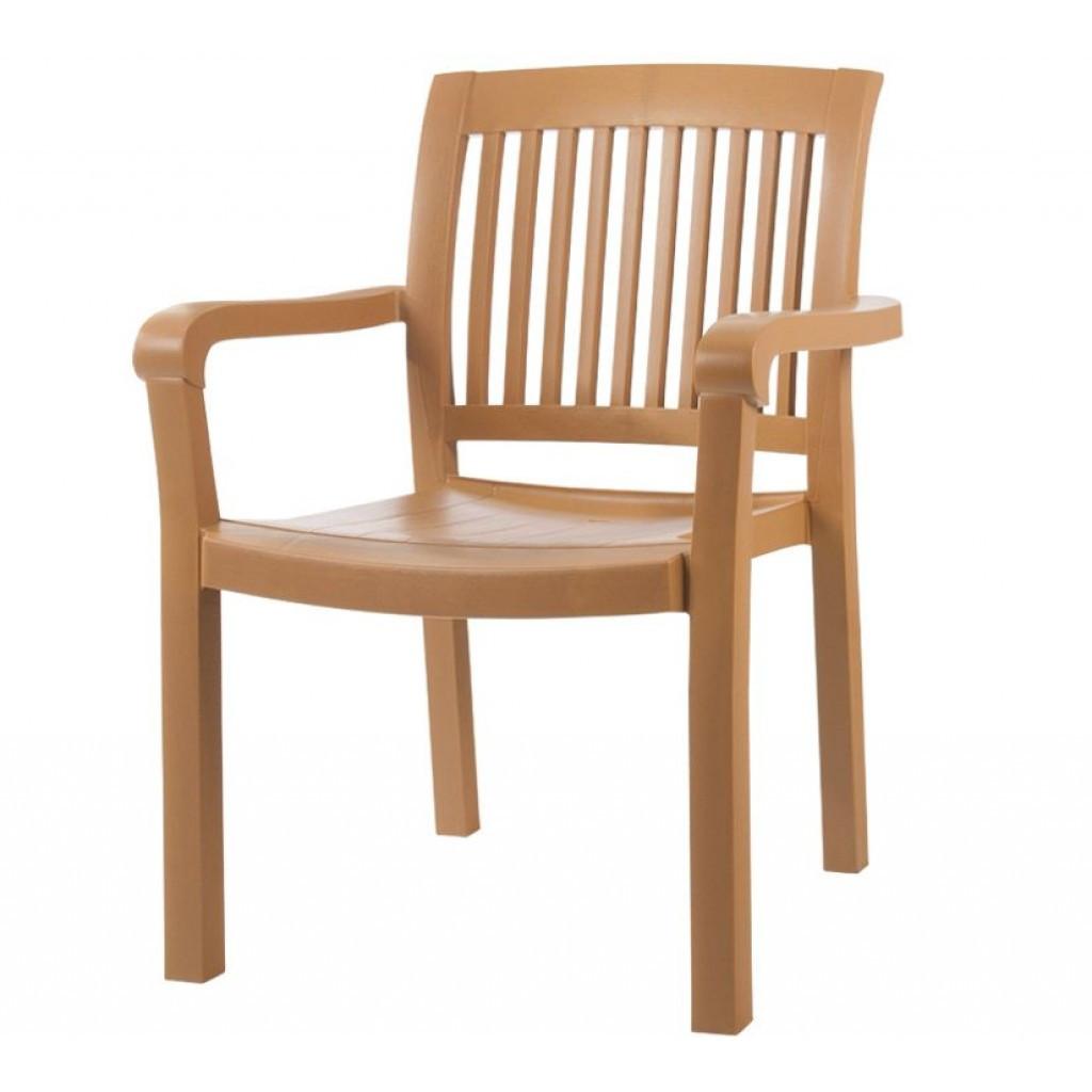 Mistral (Мистраль) кресло пластиковое тик