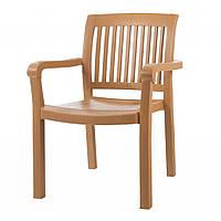 Mistral (Мистраль) кресло пластиковое тик, фото 1
