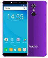 Oukitel C8 2/16Gb 4G Purple Гарантия 1 Год!