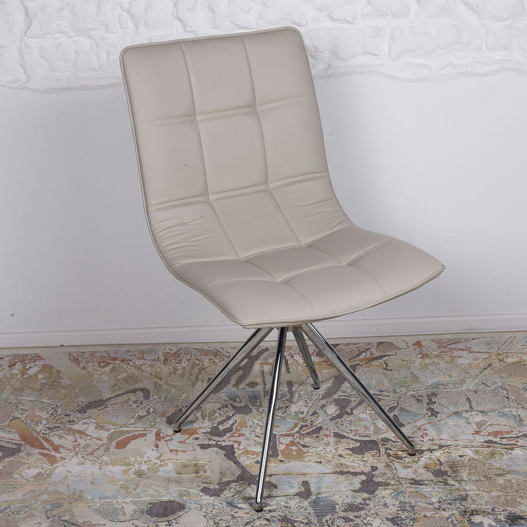 Preston (Престон) стул поворотный капучино