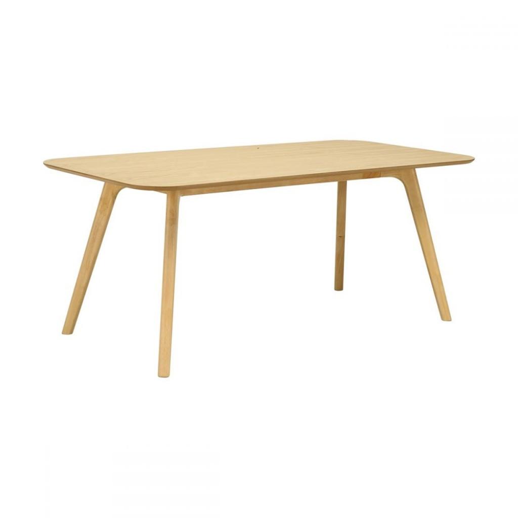 Roden (Роден) обеденный стол светлое дерево