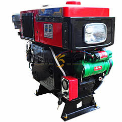 Двигатель ZH1105N (18 л.с.) с электростартером