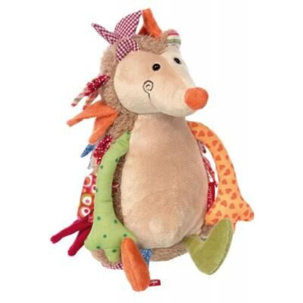 Мягкая игрушка sigikid Patchwork Sweety Ёжик 24 см (38302SK)