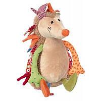 Мягкая игрушка sigikid Patchwork Sweety Ёжик 24 см (38302SK), фото 1