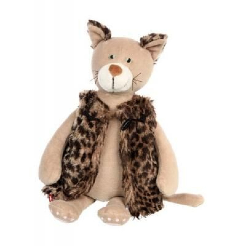 Мягкая игрушка sigikid Котик в жупане 36 см (38780SK)