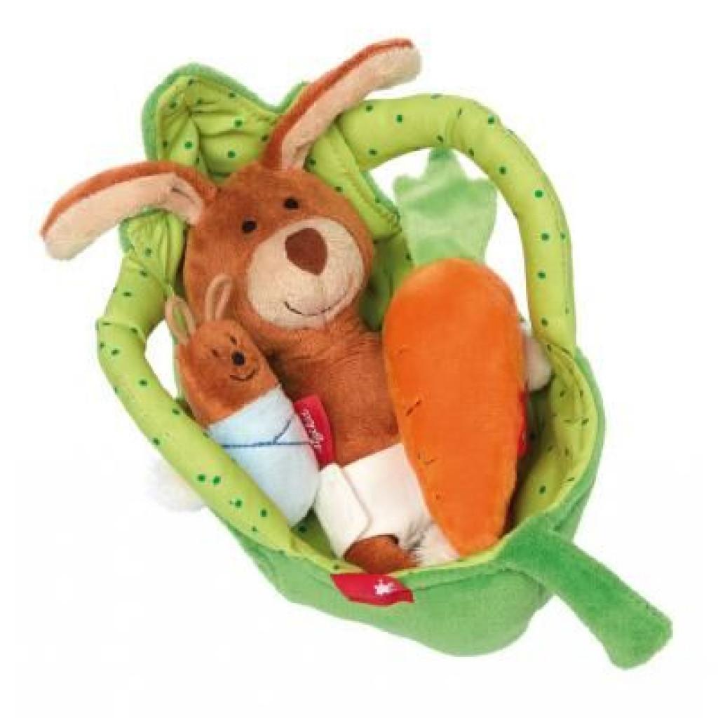 Мягкая игрушка sigikid Люлька c кроликом (41687SK)