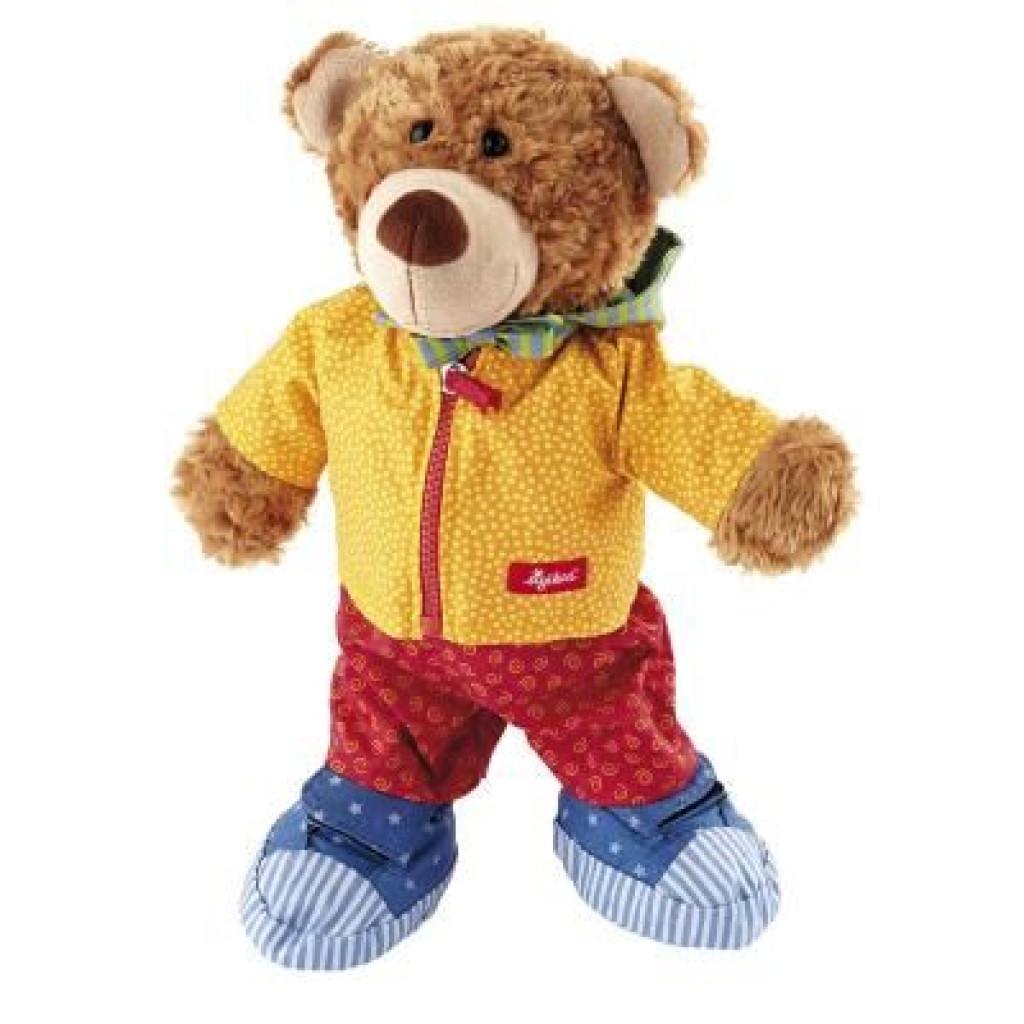 Мягкая игрушка sigikid Мишка с одеждой 35 см (40031SK)