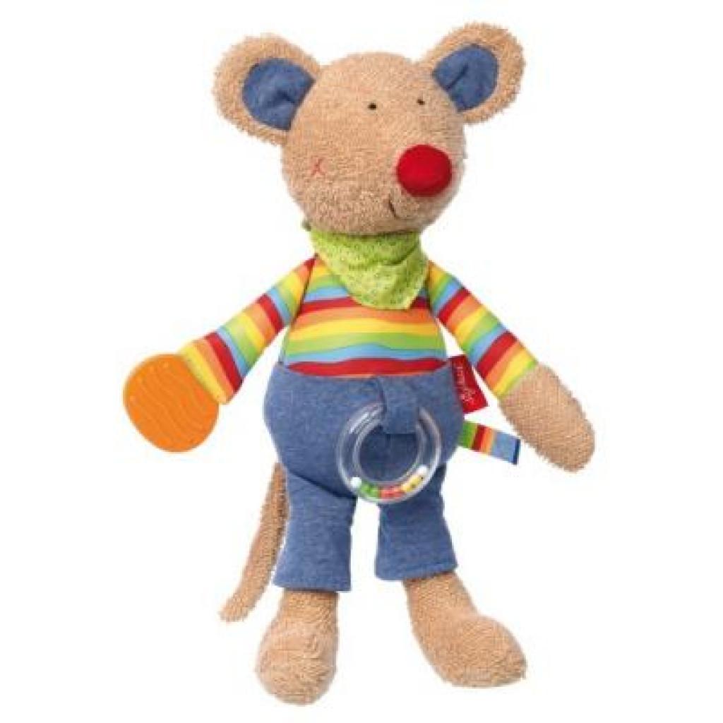 Мягкая игрушка sigikid Мышка 32 см (41534SK)